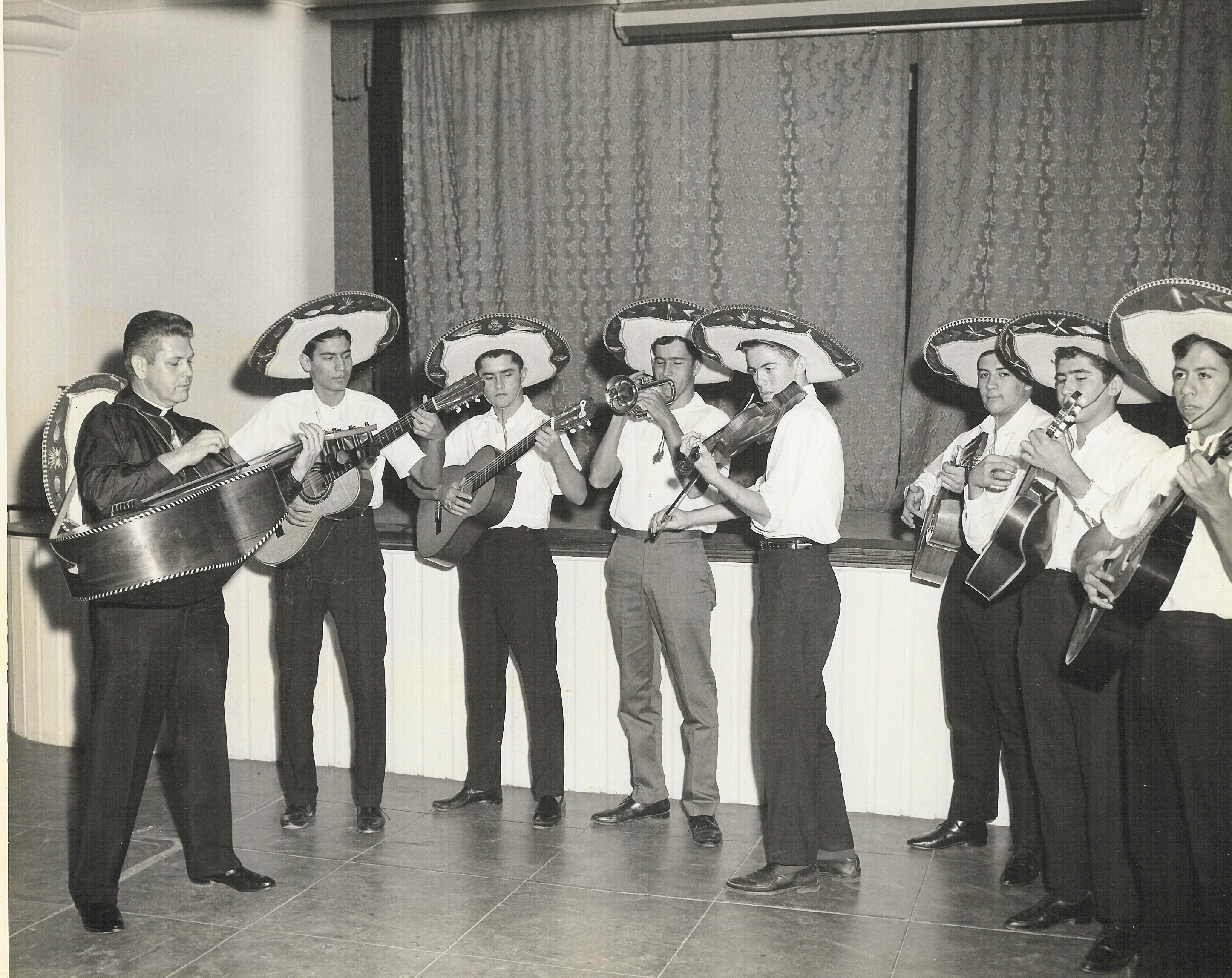 Los Changuitos Feos Detonator To The Youth Mariachi Movement