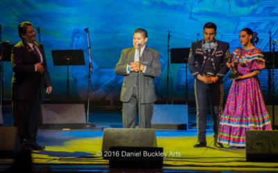 Richard Carranza inducted innto the Mariachi Hall of Fame.